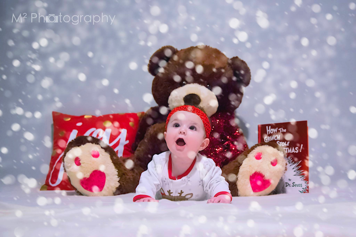 Dynamic gracelyn s first christmas